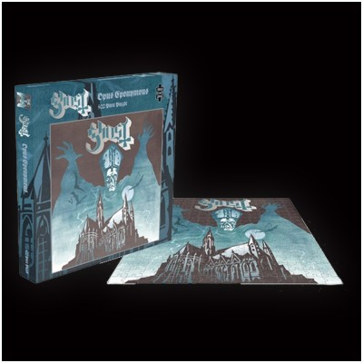 Ghost Opus Eponymous Rock Saws 500 piece Puzzle