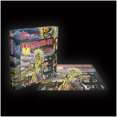 Iron Maiden Killers Rock Saws 500 piece Puzzle