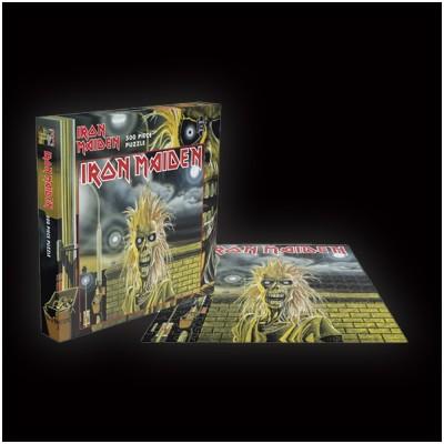Iron Maiden Rock Saws 500 piece Puzzle