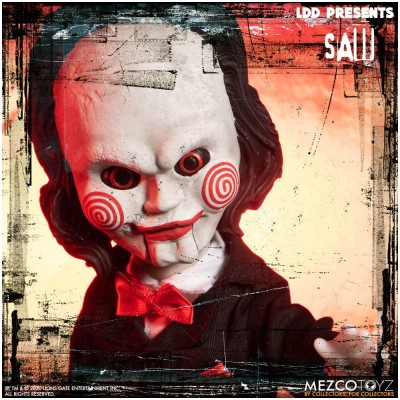 MEZCO Living Dead Dolls Saw Billy