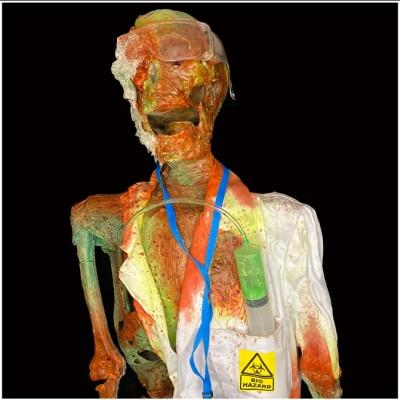 Corpsed Biohazard Lab Scientist