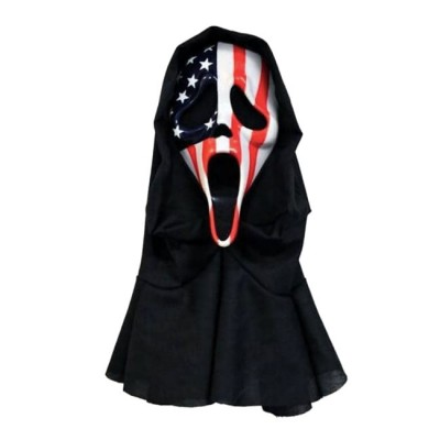 USA Flag Ghost Face Mask - PRE ORDER