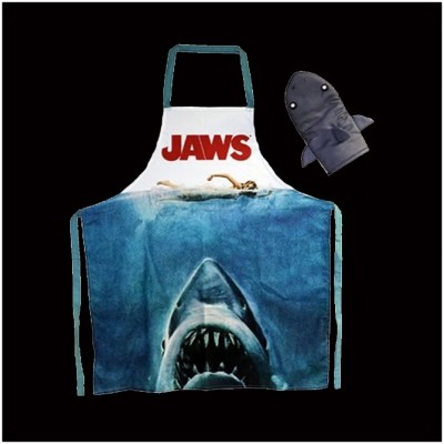 JAWS Apron & Oven Glove