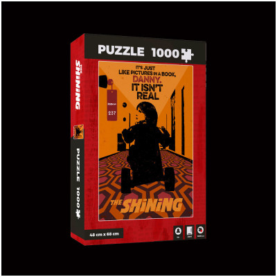 The Shining 'It Isn't Real' Jigsaw Puzzle