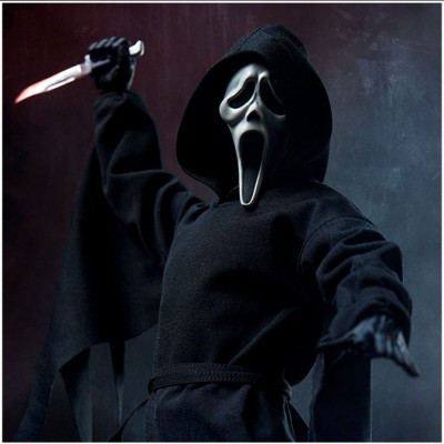 Sideshow Collectibles Sixth Scale Ghost Face Figure - PRE ORDER