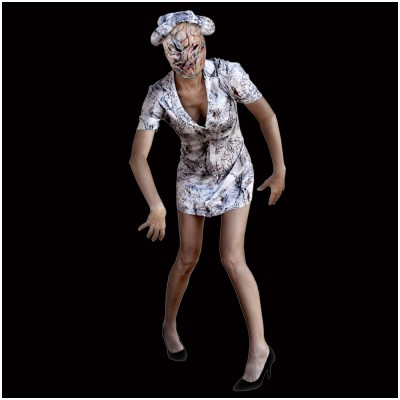 Silent Hill - Nurse Costume