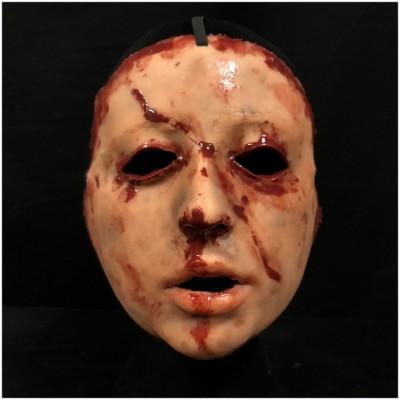 Silicone Skinned Face Mask - SOPHIA