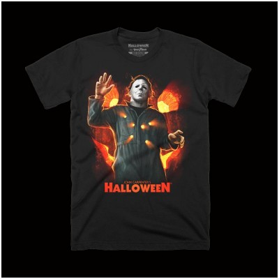 Terror Threads - Halloween Six Shots T-Shirt