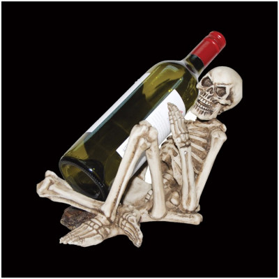 Skeleton Bottle Holder