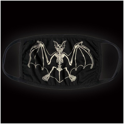 Kreepsville 666 - Skelli Bat Face Mask