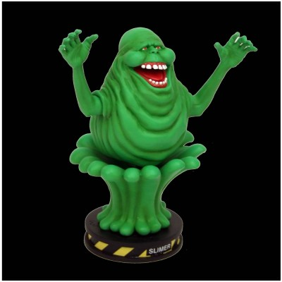 Ghostbusters - Slimer Premium Motion Statue