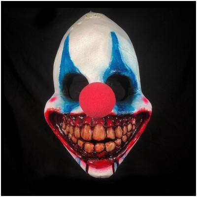 Smiley Clown Mask