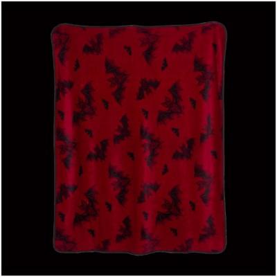 Sourpuss Bat Attack Blanket