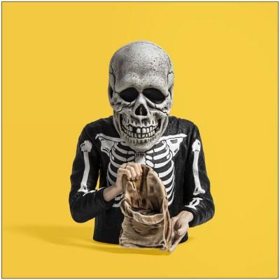 Waxwork Spinature - Halloween 3 - Skeleton