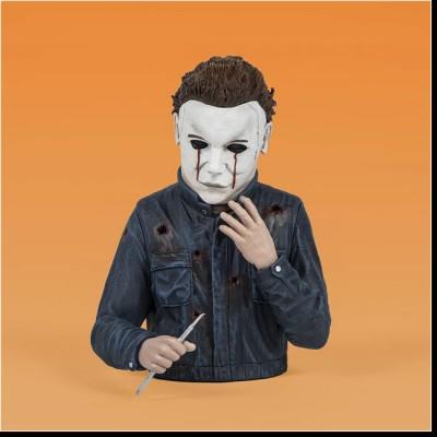 Waxwork Spinature - Halloween 2 - Michael Myers