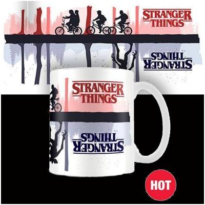 Stranger Things (Upside Down) Heat Changing Mug