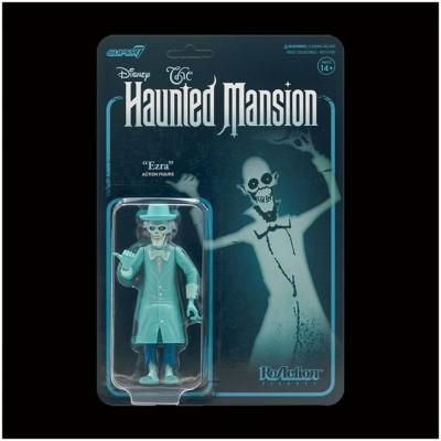 Super7 ReAction Figure - Disney Haunted Mansion, Ezra PRE ORDER