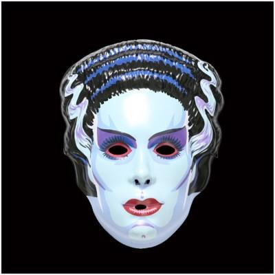 Super7 Universal Monsters Mask - Bride of Frankenstein (White)