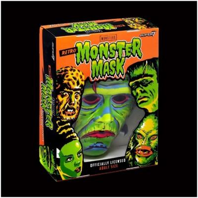 Super7 Universal Monsters Mask - Frankenstein (Green)