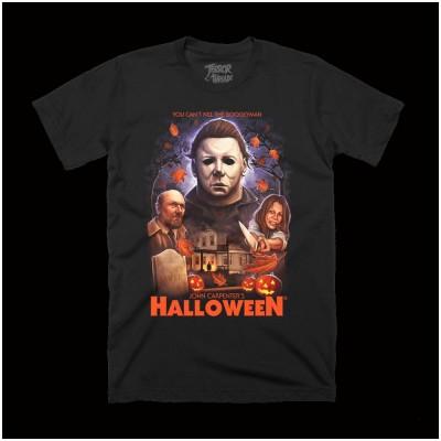 Terror Threads - Halloween He's Gonna Get You T-Shirt