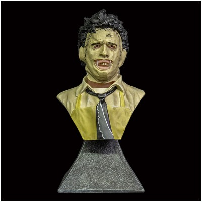 The Texas Chainsaw Massacre Leatherface Mini Bust