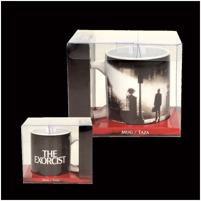 The Exorcist Poster Mug