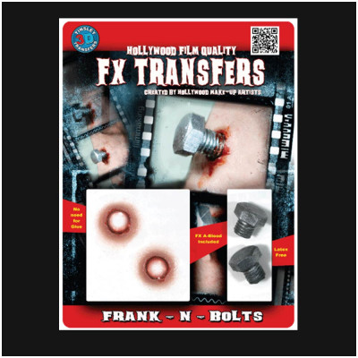 Tinsley Transfers 3D FX Frank n Bolts Kit