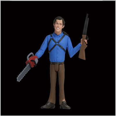 "NECA Toony Terrors 6"" Action Figure - Evil Dead 2, Ash (Series 3)"