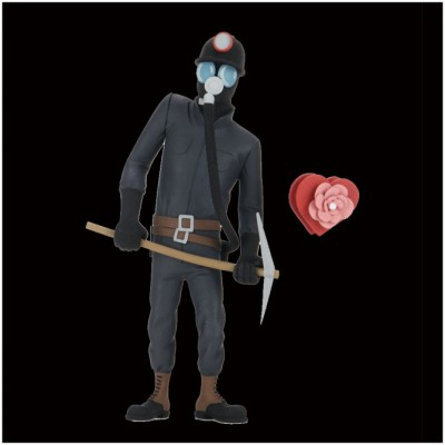 "NECA Toony Terrors 6"" Action Figures - My Bloody Valentine, The Miner - PRE ORDER"