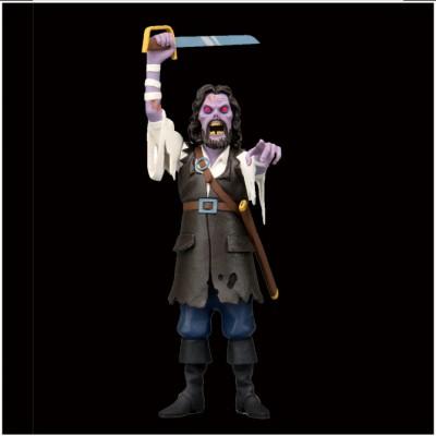 "NECA Toony Terrors 6"" Action Figures - The Fog, Captain Blake PRE ORDER"