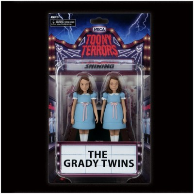 NECA Toony Terrors - The Shining Twins - PRE ORDER