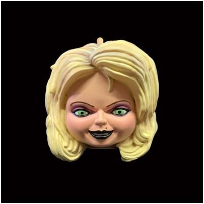 Holiday Horrors - Bride of Chucky Tiffany Head Ornament