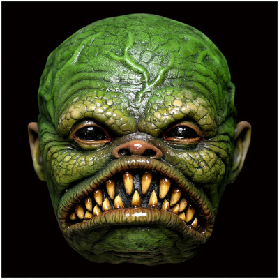 Ghoulies 2 - Fish Ghoulie Mask - PRE ORDER