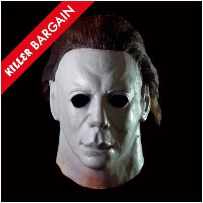 Halloween 2 - Michael Myers Hospital Mask - KILLER BARGAIN