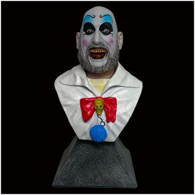 House of 1000 Corpses - Captain Spaulding Mini Bust - PRE ORDER