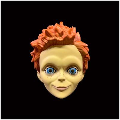 Holiday Horrors - Seed of Chucky Glen Head Ornament