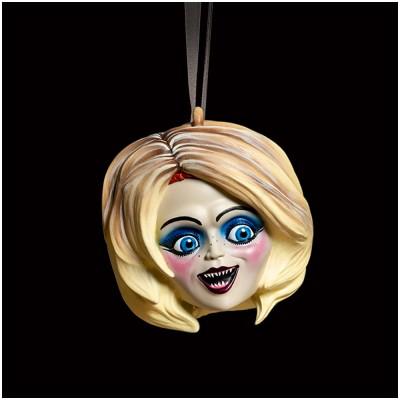 Holiday Horrors - Seed of Chucky Glenda Head Ornament