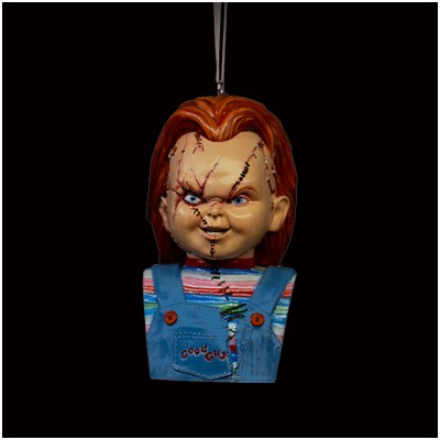 Holiday Horrors - Seed of Chucky Ornament