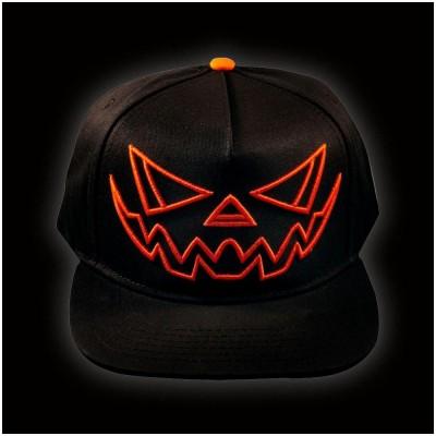 Kreepsville 666 Pumpkin Baseball Hat