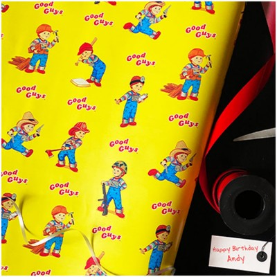 Child's Play 2 Wrapping Paper