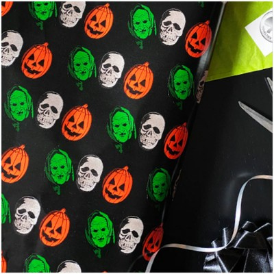 Halloween 3 Season of the Witch Wrapping Paper