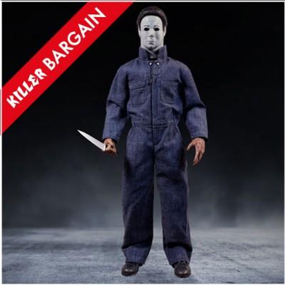 """Halloween 4: The Return of Michael Myers 12"""" Figure - KILLER BARGAIN"""
