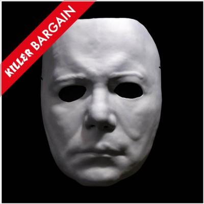 Halloween 2 - Michael Myers Vacuform Mask - KILLER BARGAIN