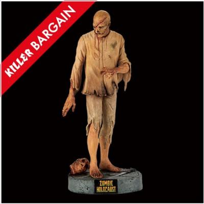 "Zombie Holocaust - Poster Zombie 12"" Statue - KILLER BARGAIN"