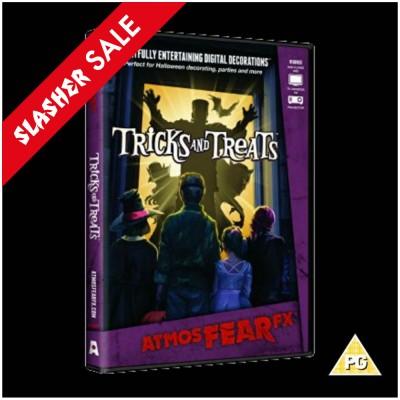 AtmosFEARfx Tricks and Treats DVD (PG)