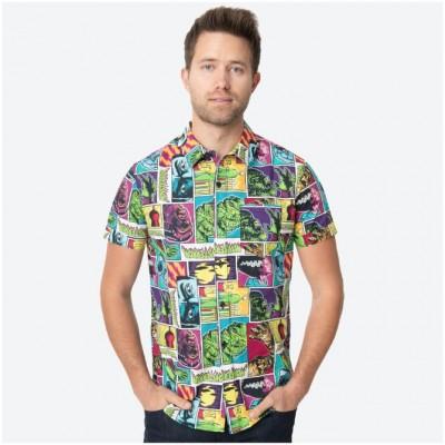 Universal Monsters x Unique Vintage Monsterror Mens Shirt