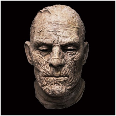 Universal Monsters - Imhotep the Mummy Mask
