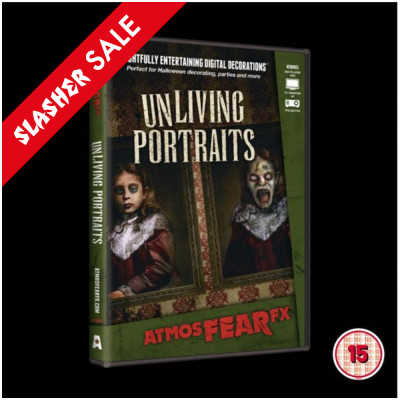 AtmosFEARfx Unliving Portraits DVD (15) SALE