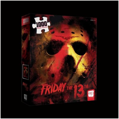 USAopoly Friday the 13th 1000 Piece Puzzle