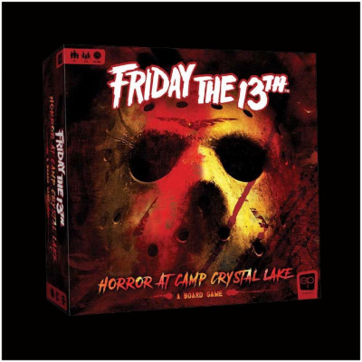 Friday the 13th: Horror at Camp Crystal Lake Board Game